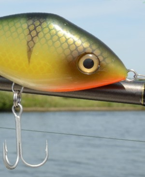 Turus Ukko Jerkbait Perch
